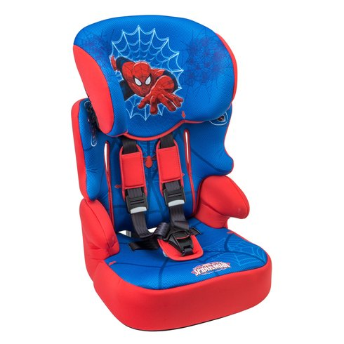 spider man car seats booster seats uk spider man toys. Black Bedroom Furniture Sets. Home Design Ideas