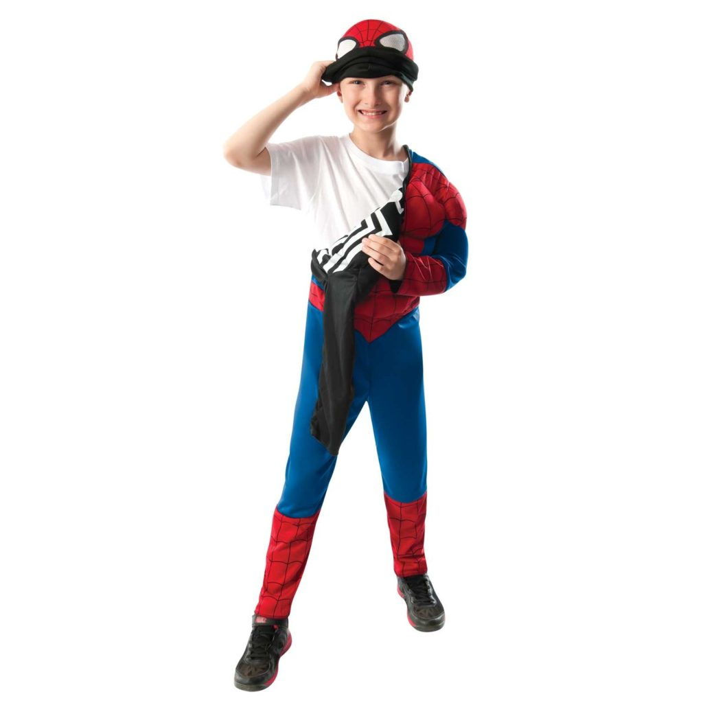 Spider Man Costumes For Kids Spider Man Outfits Uk