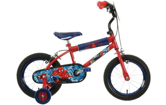 Spider Man Bikes Cheapest Uk Bike Deals Spider Man Toys
